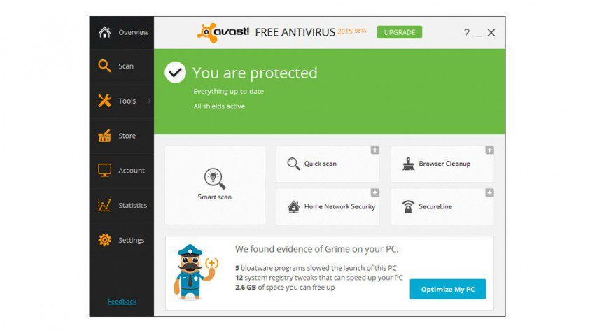 Avast antivirus review - Post Thumbnail